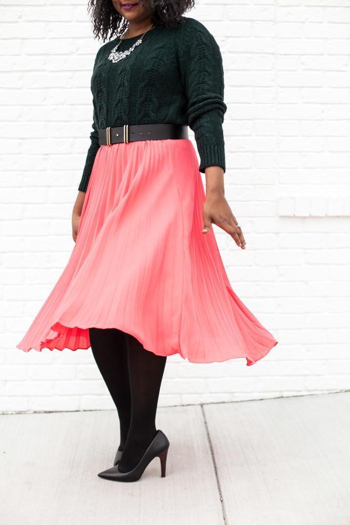 cupcakes and cashmere santa ana skirt