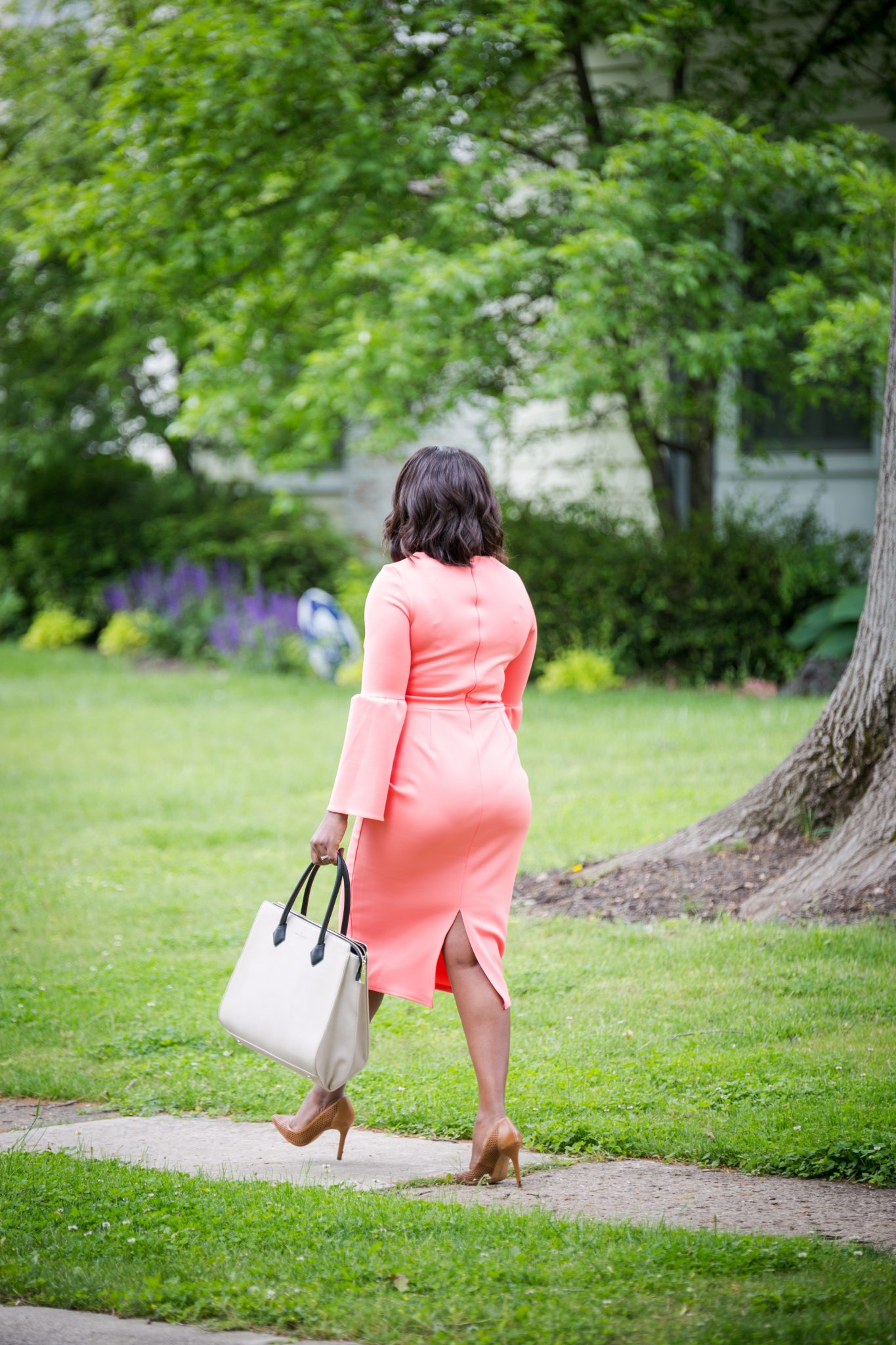 the perfect dress for work and play