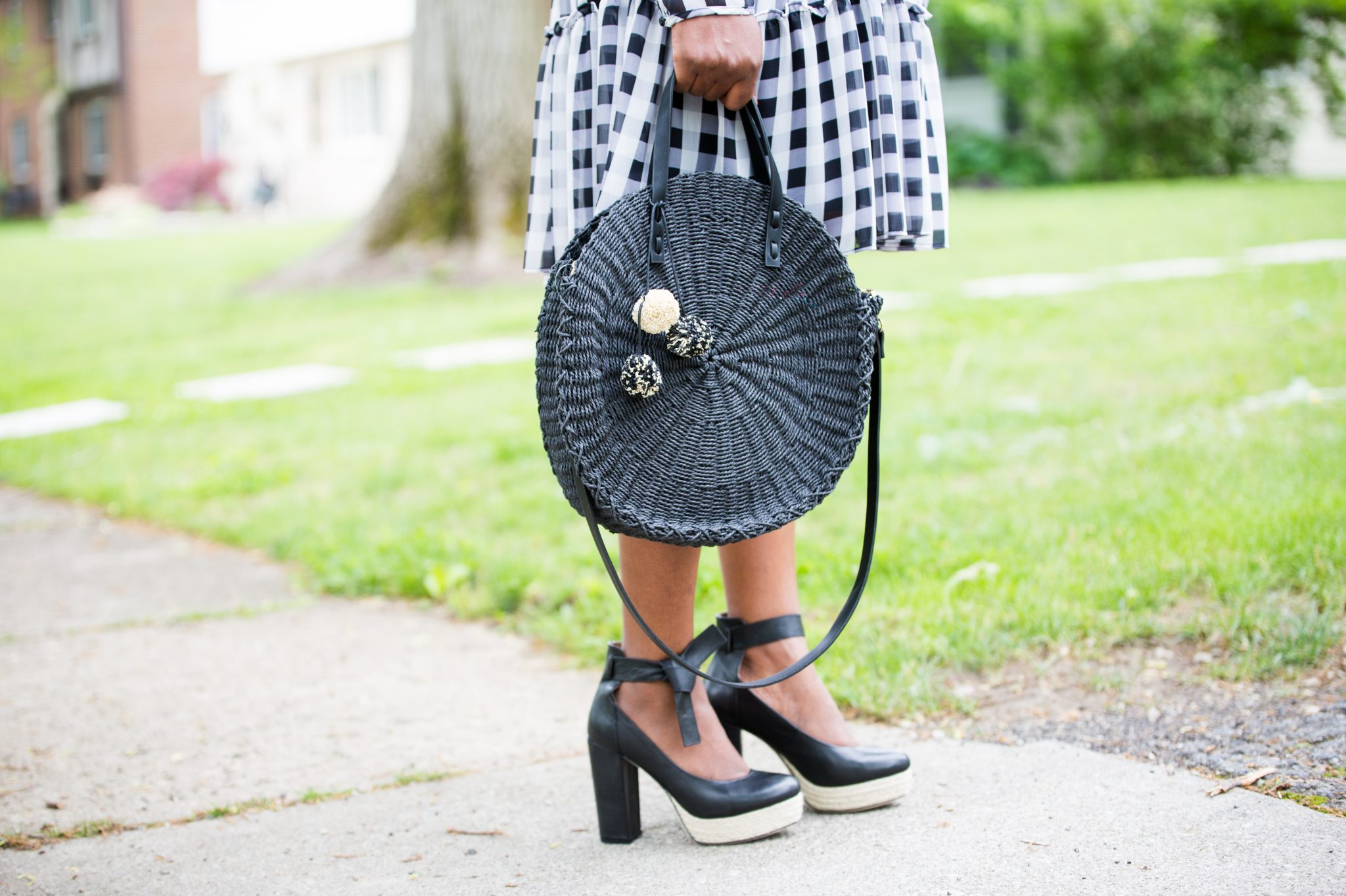 embracing the gingham trend