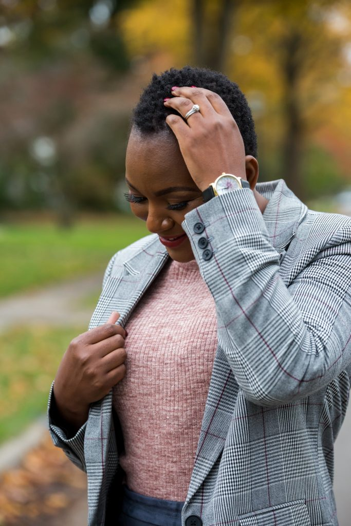 How To Match An Outfit to Your Anne Klein Watch by popular Ohio style blogger XO Beverly