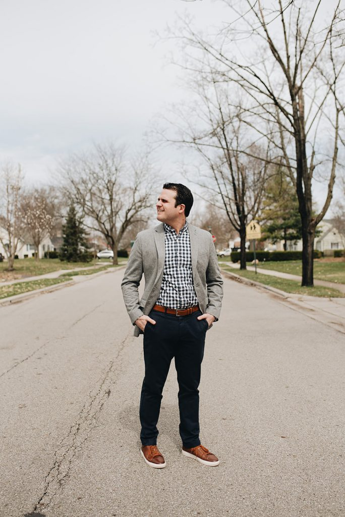 7 Men's Wardrobe Must Haves by popular Ohio style blogger xo beverly